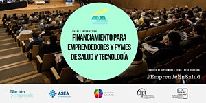 Financiamiento para emprendedores y PyMEs de salud y...