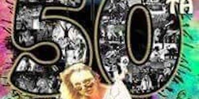 WOODSTOCK 50TH ANNIVERSARY FESTIVAL TICKET