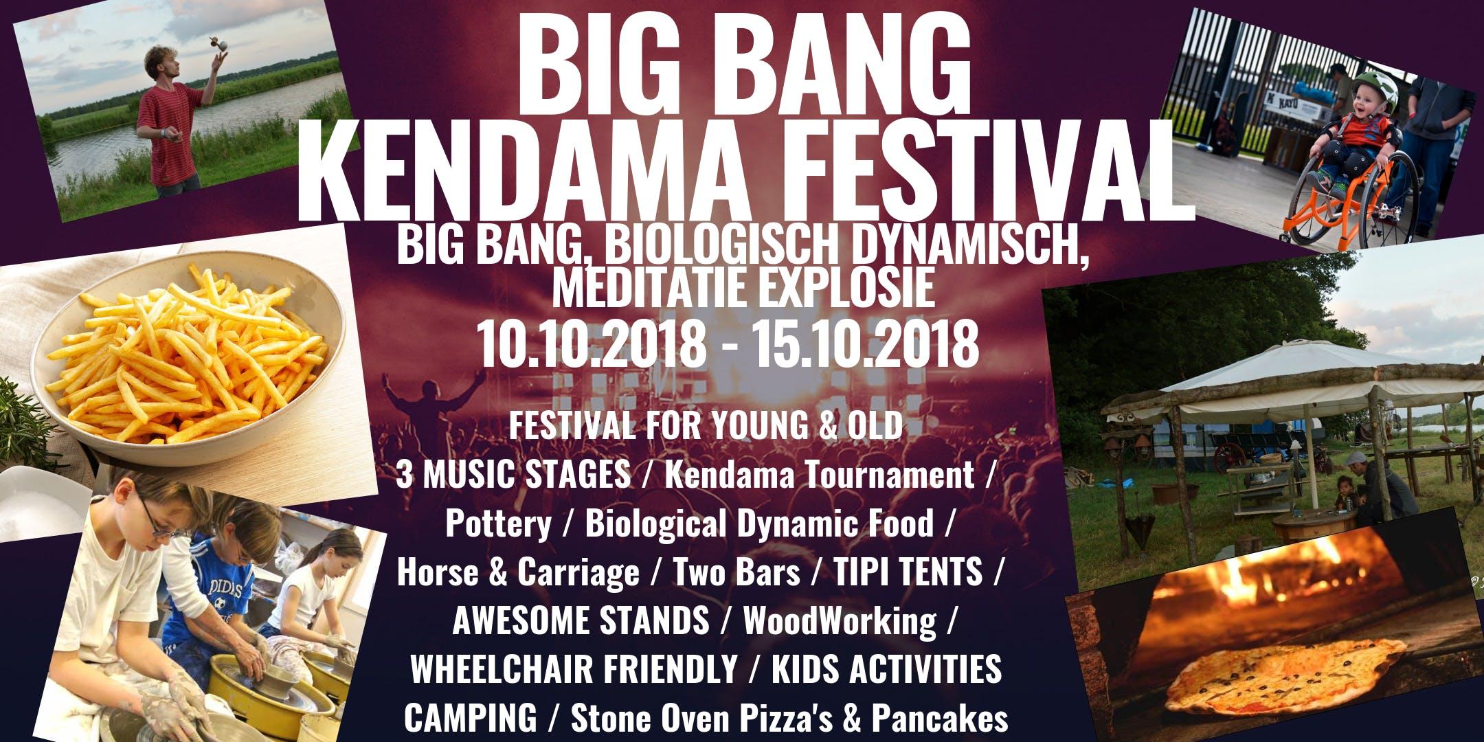BIG BANG KENDAMA FESTIVAL