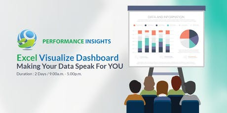 Microsoft Excel Dashboards for Business Intelligence & Reports tickets