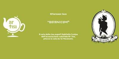 """Afternoon tea """"Botanicum"""""""