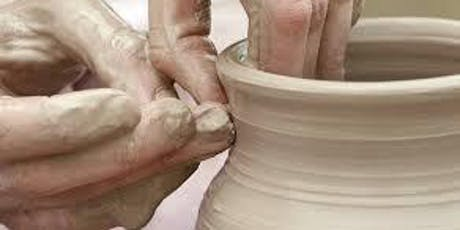 Pottery Evening Class tickets