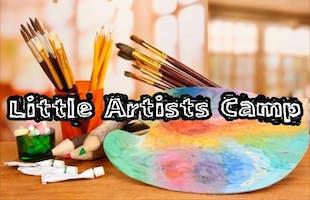 """Kids Art camp \""""LITTLE ARTISTS\"""""""