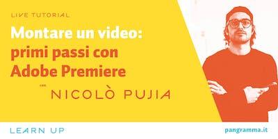 ******* un video: primi passi con Adobe Premiere