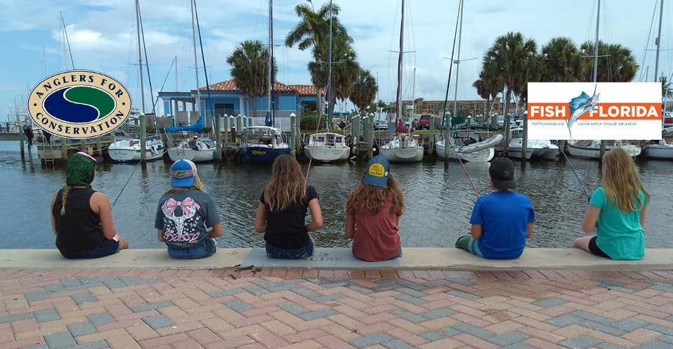 Hook Kids On Fishing-Environmental Learning C