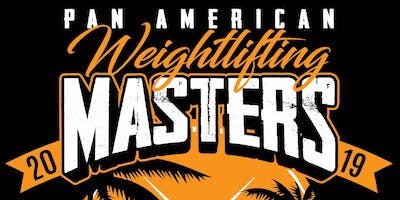 2019 Pan American Masters Weightlifting Championships