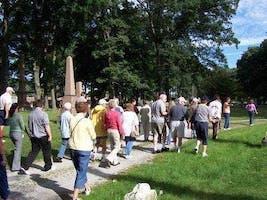 Cemetery Walk & Monument Tour