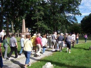 Cemetery Walk & Monument Tour tickets