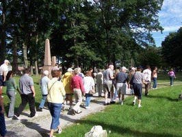 Cemetery Walk & Monument Tour