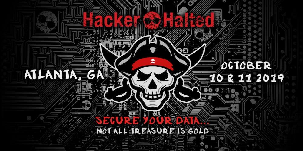 Hacker Halted Atlanta, GA IT Security Training and