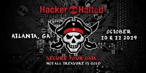 Hacker Halted Atlanta, GA IT Security Training and Conference 2019
