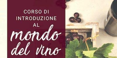 Corso di introduzione al mondo del Vino - Interspar Bassano del Grappa