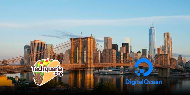 Panel: Pathways to tech. Hispanic Heritage Month Celebration at DigitalOcean