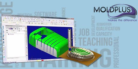 Moldplus for Mastercam (ACTC-1 Day) tickets