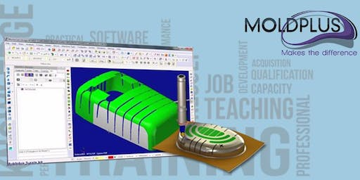 Moldplus for Mastercam (ACTC-1 Day)