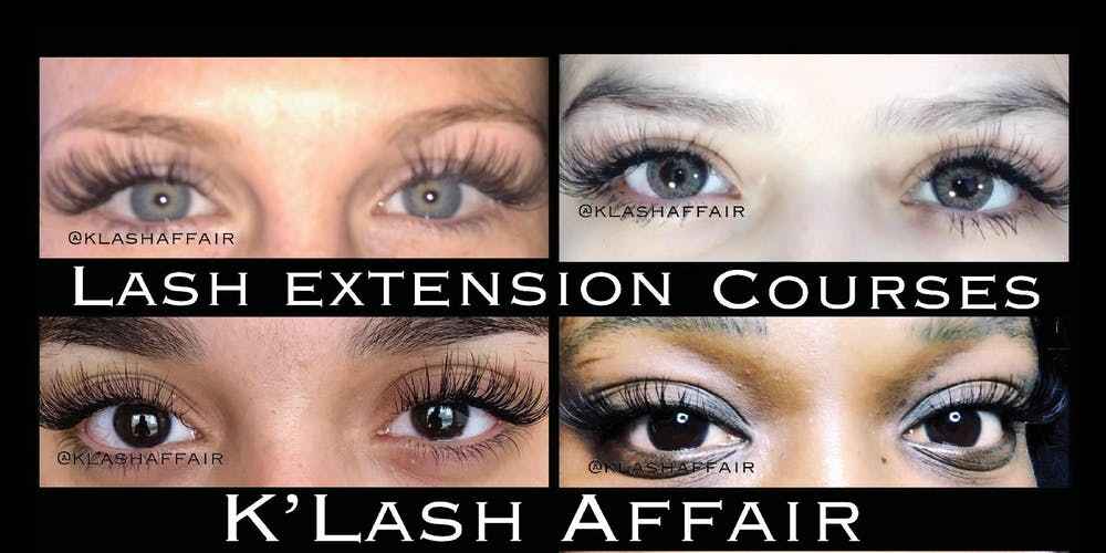 Eyelash Extension Course Tickets Mon Oct 22 2018 At 1200 Pm