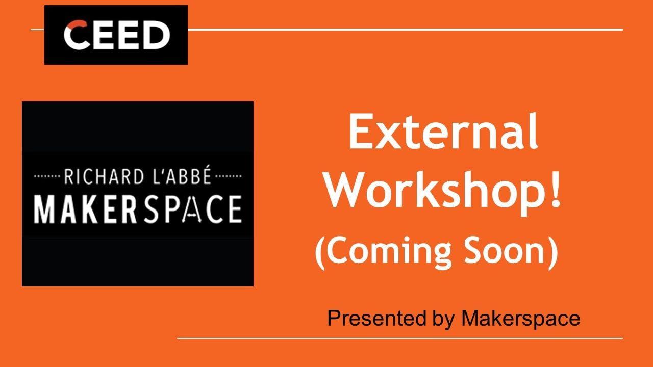 External Workshop Coming Soon!