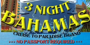 3 NIGHT BAHAMAS CRUISE 2019 - CARNIVAL FUN SHIP!!