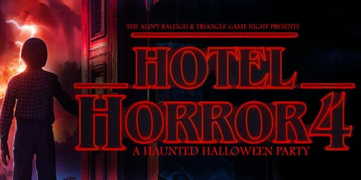 hotel horror 4 a haunted halloween party