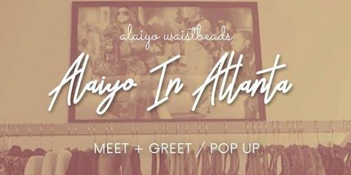 Atlanta ga celebrity meet and greet events eventbrite alaiyo in atlanta m4hsunfo