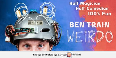 Ben Train: WEIRDO