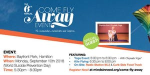6th Annual Come Fly Away presented by Q-Spa...
