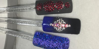 Swarovski Nail Art Certification Waterloo October Monday 29 2018 9