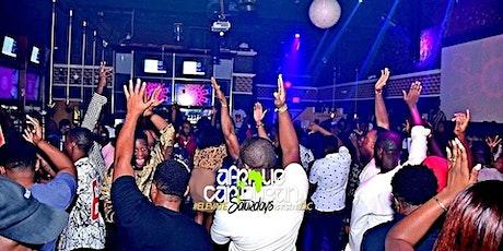 Elevate DC Saturdays | DMV's #1 Afrobeat & International Party billets