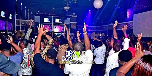 Elevate DC Saturdays | DMV's #1 Afrobeat & International Party