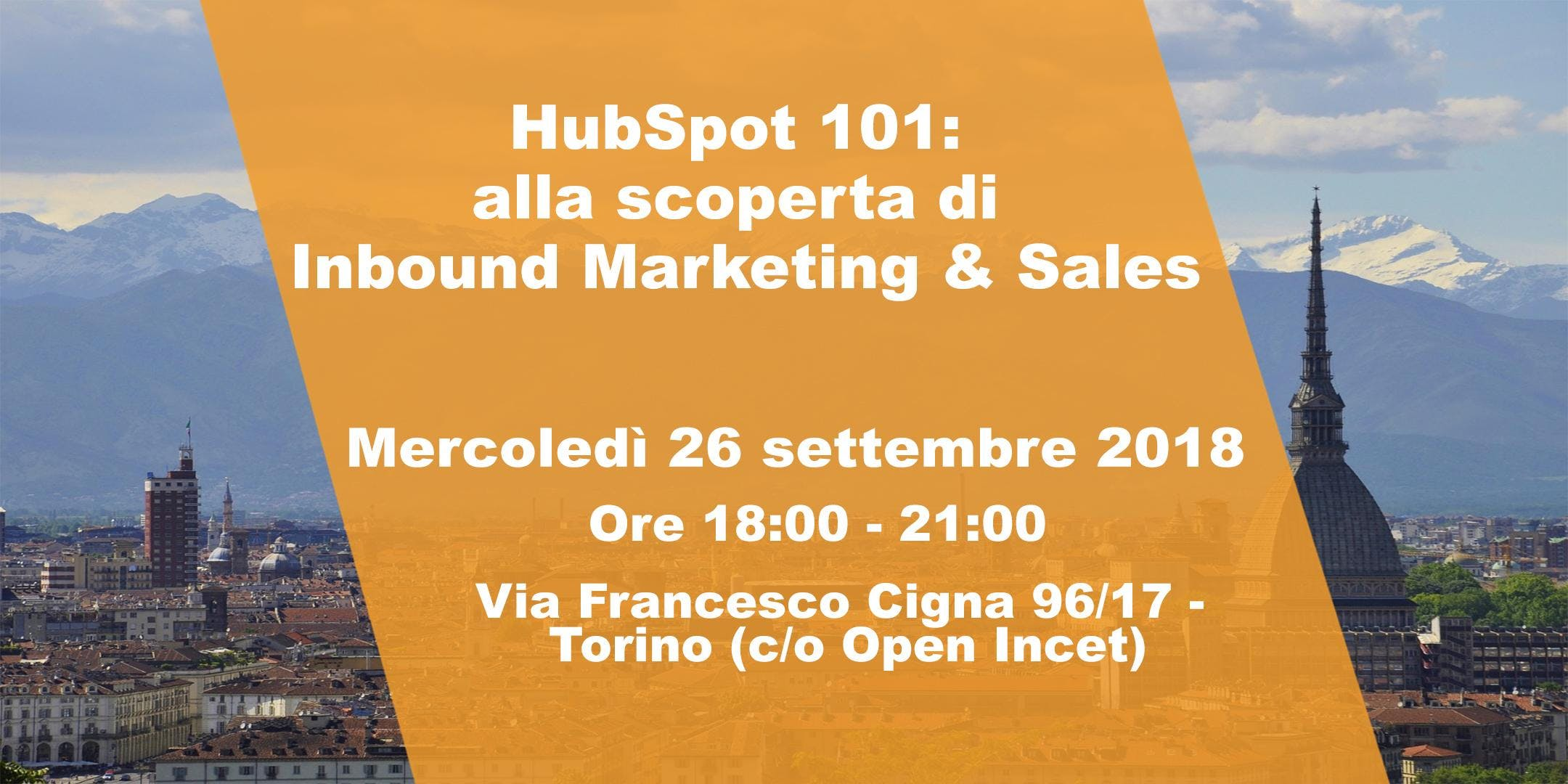 HubSpot 101: alla scoperta di Inbound Marketing & Sales