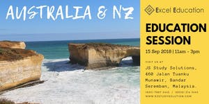 Australia & New Zealand Education Session (Seremban)...