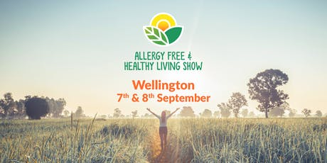 Wellington Allergy Free & Healthy Living Show 2019 tickets