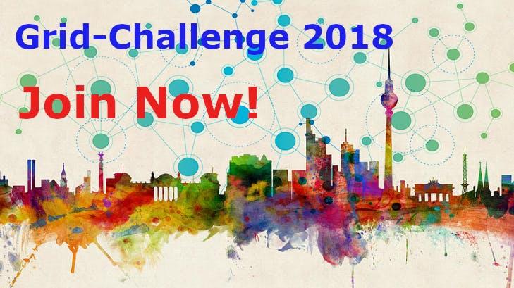Grid Community – Start-Up Challenge 2018 - De