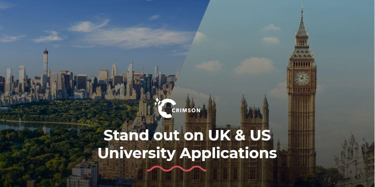 Stand out on UK and US University Applications - Zurich