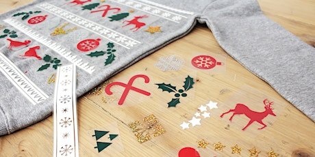 Design and Make Your Own Christmas Jumper tickets