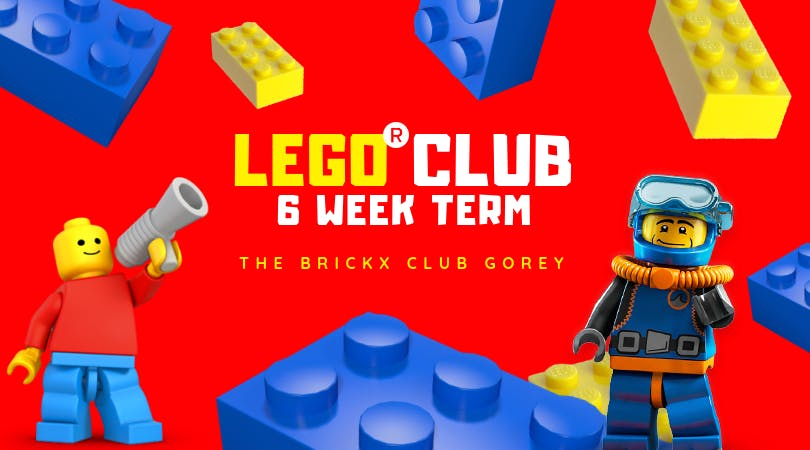 6 Week LEGO® Classes - Enniscorthy