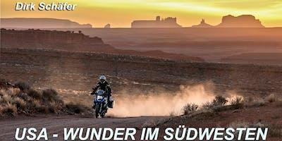Reisevortrag: Dirk Schäfer - USA - der Südwesten