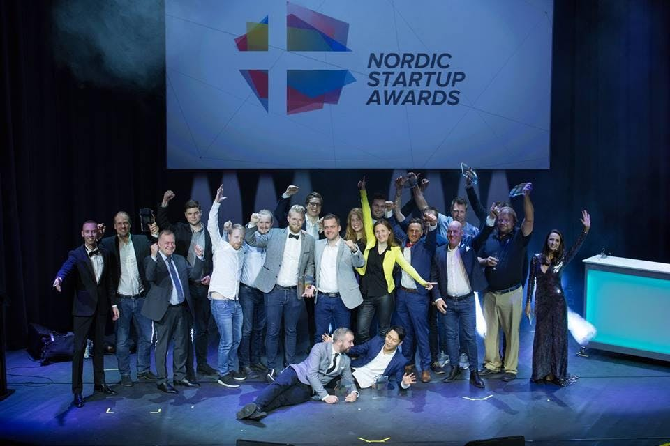 Nordic Startup Awards - Grand Finale Day 2018