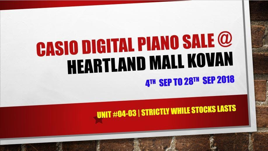 Casio Hybrid Piano, Digital Piano & Keyboard