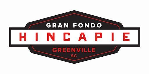 2019 Gran Fondo Hincapie-Greenville