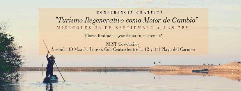 Conferencia Turismo Regenerativo