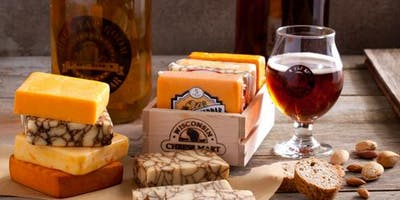 Wisconsin Cheese Mart celebration of Cheese & Beer!