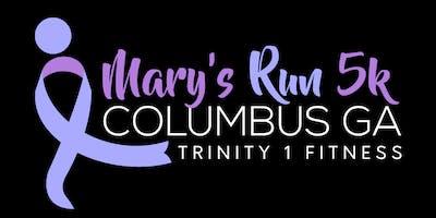 Mary's Run 5k 2019