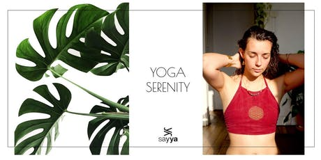 10€ Yoga SERINITY ☾ Paris 10eme tickets