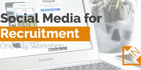 Social Media for Recruitment (ONSITE DELIVERY) tickets