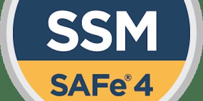 White Plains, NY - SSM Scrum Master Certification - $349! - Scaled Agile Framework®