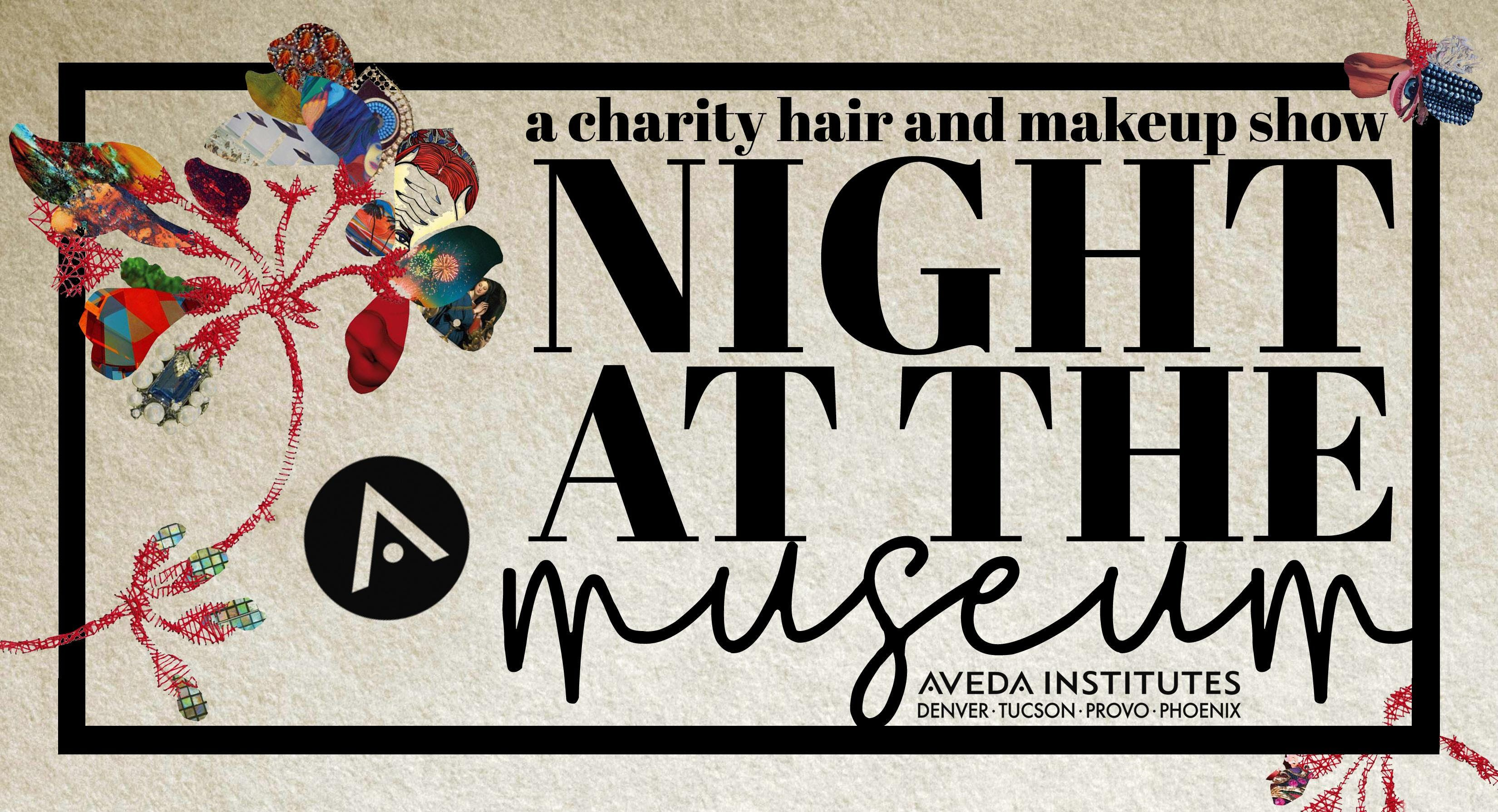 Night At The Museum: A Charity Hair & Makeup Show
