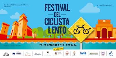 Festival Ciclista Lento: la Gravel Bike delle Delizie Estensi (EARLY BOOKING)