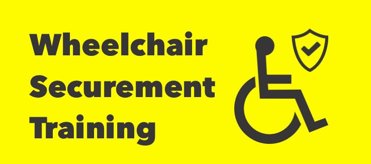 Wheelchair Securement Training At Rapides Area Planning Commission Alexandria