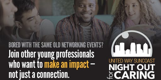 Night Out For Caring - United Way Suncoast YLS